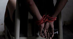 Por secuestro, cinco hombres condenados a 110 años de prisión: UECS