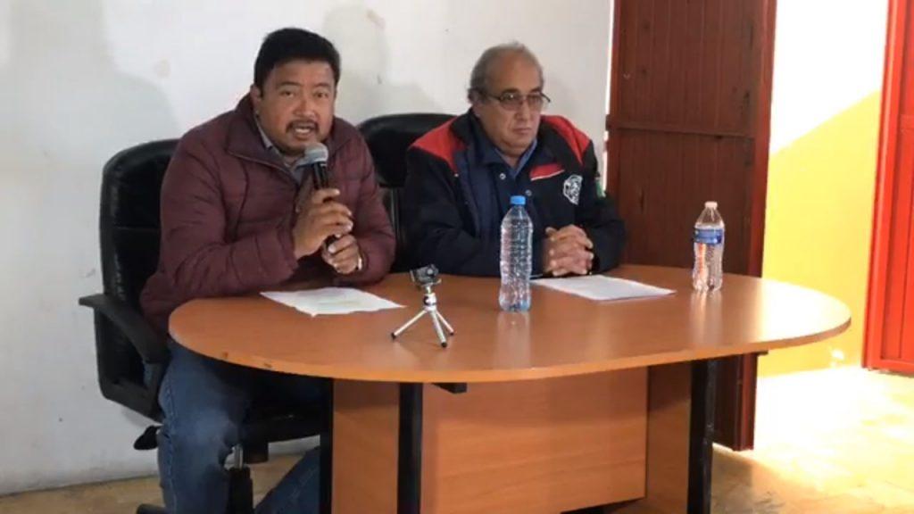 Alcalde de Tlahuelilpan niega indagación de Fiscalía