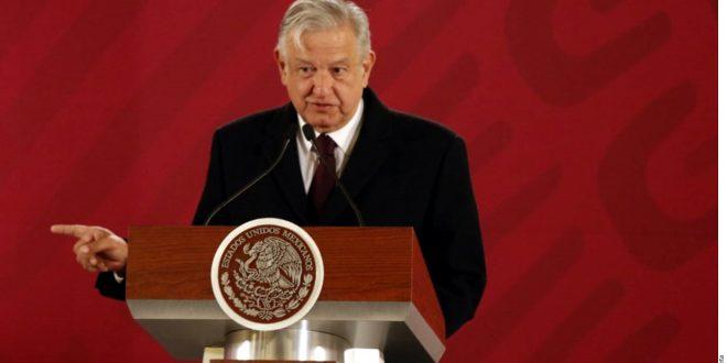Revela López Obrador fuga en ducto de Hidalgo; pide paciencia