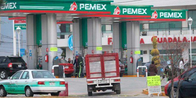 Precio de gasolina Magna y Premium en Pachuca, Hidalgo