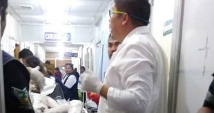 Internado en Pachuca por explosión de Tlahuelilpan, delicado: Salud