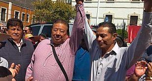Amenaza el Perro Pelcastre con cerrar calles en apoyo al Sindicato de Pachuca