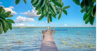 Costa maya: entre dos paraísos