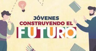 Aumenta la beca de Jóvenes Construyendo el Futuro, anuncia AMLO
