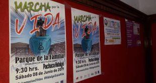 Llaman párrocos a asistir a la marcha contra aborto legal en Hidalgo