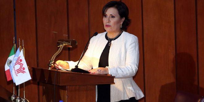 Descartan orden de captura contra Rosario Robles