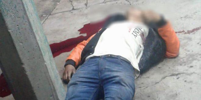 Matan a hombre en el municipio de Cuautepec