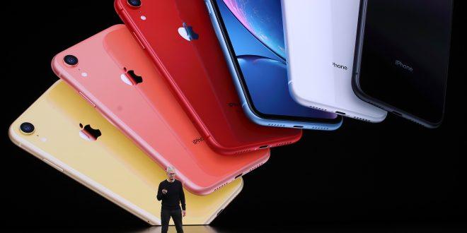 Presenta Apple sus nuevos iPhone