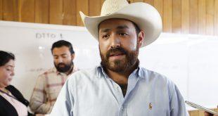 Luis Enrique Cadena García, secretario de Organización de Morena Hidalgo