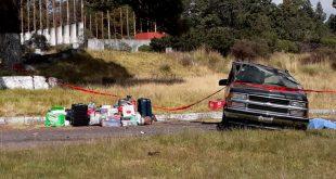 Accidente México-Cuernavaca