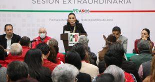 PRI, Erika Rodríguez
