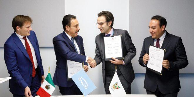 Llegará a Hidalgo inversión francesa por 2 mil 300 mdp