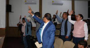 Responden ediles juicio de alcalde de Mineral de la Reforma
