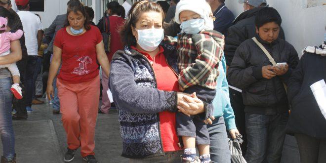 en Hidalgo se acumularon 391 padecimientos de enfermeda tipo influenza