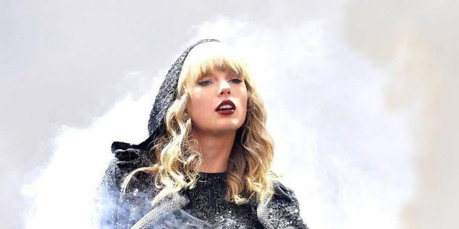 Taylor Swift recibió el Premio Billboard