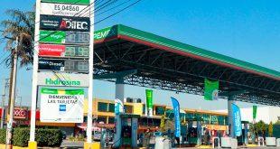 gasolina costo