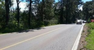 Comienzan trabajos para construir la vía Mineral del Monte-Huasca