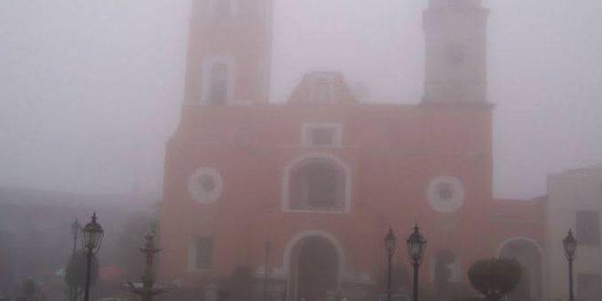Tarde fría y neblina en la montaña para este martes en Hidalgo