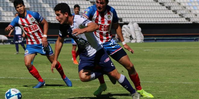 Sacan Tuzos ventaja en la final Sub 17 ante Chivas. Foto: Juan Martínez