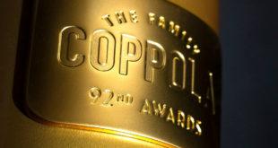 Lanza Ford Coppola vinos para la entrega del Óscar