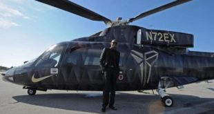 El pacto de Kobe Bryant con su esposa: no volar juntos