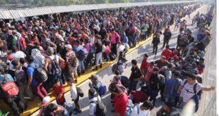 migrantes/caravana/México