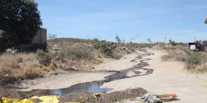 Detectan toma clandestina de hidrocarburo en Pachuca