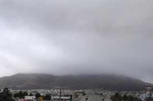 Se mantendrán bajas temperaturas y lluvia en Hidalgo por frente frío