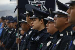 ¿Buscas empleo? Abren vacantes para la policía municipal de Pachuca
