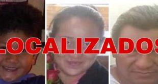 Localizan a una familia reportada como desaparecida en Hidalgo