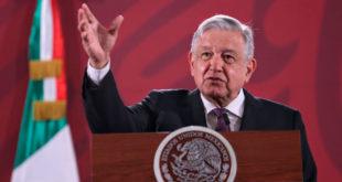 No hay línea para dirigentes en Morena: AMLO