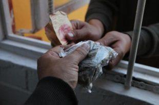 Crece narcomenudeo 143% en Mineral de la Reforma