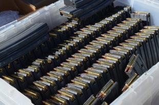 Desaparecen en Mineral de la Reforma más de 22 mil cartuchos útiles