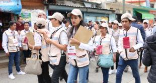 denuncias contra servidores de la nación en Hidalgo