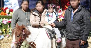 Denuncia venta de animales en la feria patronal de Real del Monte