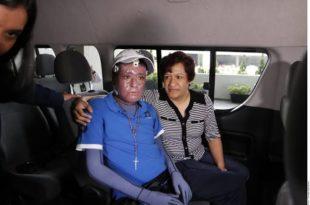 Una segunda oportunidad, sobrevivientes de la explosión en Tlahuelilpan