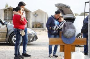 Edificar memorial ayudará al cierre de ciclos: deudos de Tlahuelilpan