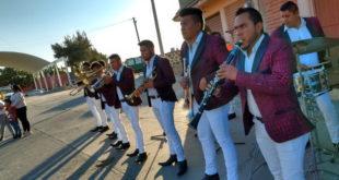 Música, adeptos y devoción: San Sebastián Tenochtitlán, en Nopala