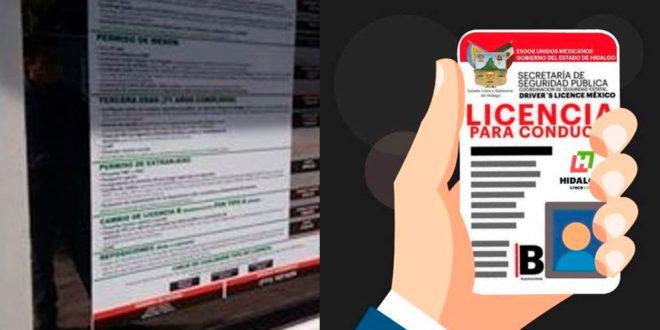 Costos Horarios Y Requisitos Para La Licencia De Conducir