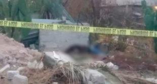 Asesinaron a un hombre en Ixmiquilpan