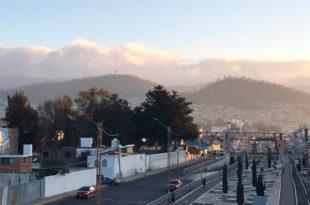 Lluvias y frío para este miércoles en Hidalgo, prevén