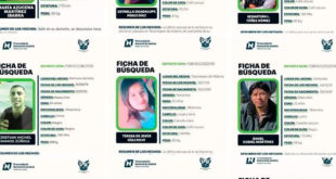 Guía Básica de Reporte de Personas Desaparecidas y no Localizadas.
