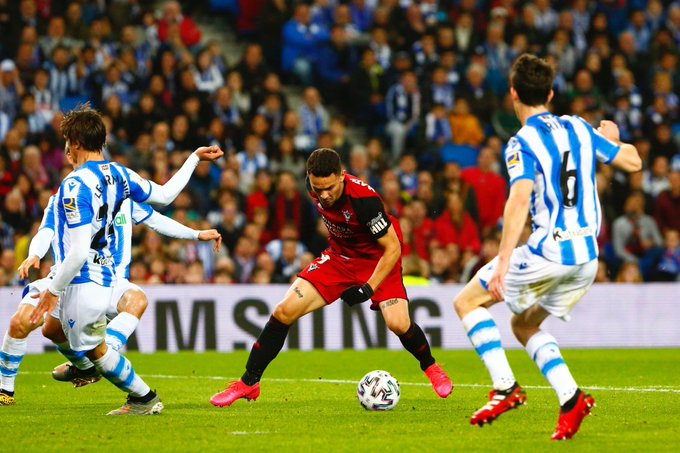 La Real Sociedad se acerca a la final - Criterio Hidalgo